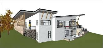 steep hillside house plans small hillside home plans cottage house california steep modern