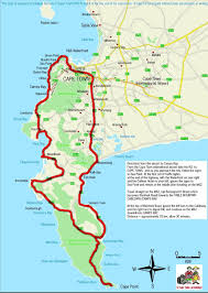 South Africa On Map by Adventure Travel The Sojourner Good Hope For Cape Town Cape