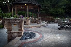 Paver Patio Designs With Fire Pit Paver Patterns The Top 5 Patio Pavers Design Ideas Install It