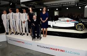 martini livery motorcycle martini returns to formula one with williams autoevolution