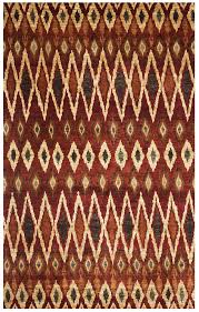 Area Rugs On Laminate Flooring Flooring Abstract Area Rugs And Awesome Ikat Rugs For Luxury