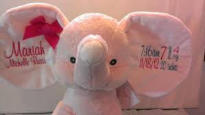 personalized gift for baby stuffed animals plushies kids toys personalized gift