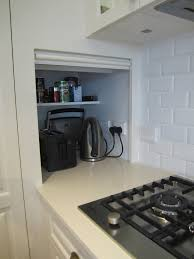 brisbane kitchen design sydney st camp hill traditional kitchen renovation appliance cupboard in pantry 7 jpg