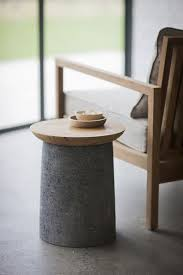 how to clean concrete table top small production clean concrete wood side tables and concrete