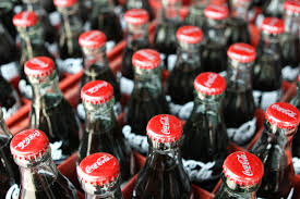 Coke Can Six Flags You Can Now Customize Your Own Vintage Glass Coke Bottle