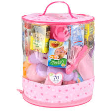 Hello Kitty Bedroom Set Toys R Us You U0026 Me 70 Piece Doll Care Accessories Cylinder Toys R Us