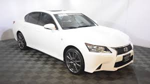white lexus 2015 white lexus gs 350 for sale used cars on buysellsearch