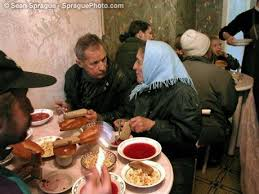 soup kitchens on island sprague photo stock rus0313 food soup kitchen run by
