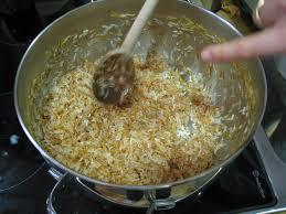 recette de cuisine turc cours de cuisine turque la recette des keftés et la recette du riz