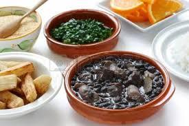 brasilianische k che feijoada brasilianisches rindfleisch wurst schweinefleisch und