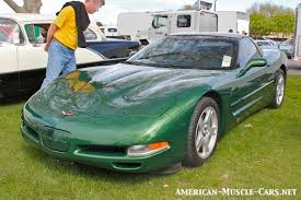 5th generation corvette 1998 chevrolet corvette