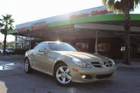 2006 mercedes slk class 2006 mercedes slk in florida for sale 21 used cars from 8 400