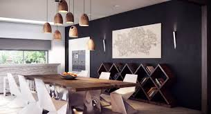 Contemporary Dining Room Lighting Ideas Hanging Lamps For Dining Room