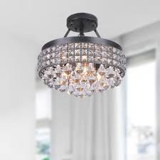Iron Ceiling Light Flush Mount Lighting For Less Overstock