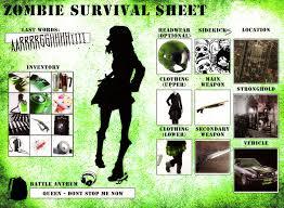 Meme Zombie - meme zombie survival sheet by sayael on deviantart