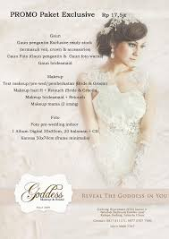 wedding dress kelapa gading goddess boulevard