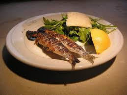 comment cuisiner des filets de sardines sardines grillées cuisine de la mer