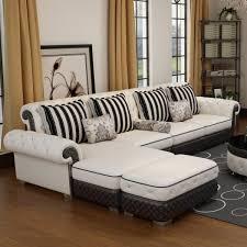 Online Get Cheap Leather Designer Sofa Aliexpresscom Alibaba Group - Stylish sofa sets for living room