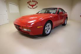 porsche 944 1986 porsche 944 turbo stock 17195 for sale near albany ny ny