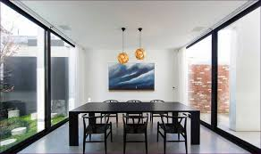 Chandelier Over Table Dining Room Dining Table Ceiling Lights Kitchen Lighting Ideas