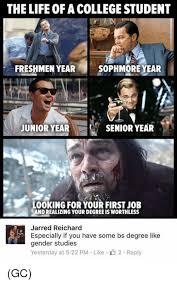 College Degree Meme - 25 best memes about gender studies gender studies memes