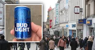 bud light gold can rules bud light brewers slammed for handing out free booze in newcastle