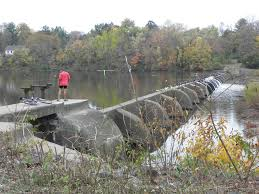 r aration canap dam to the trail delaware and raritan canal state park trail