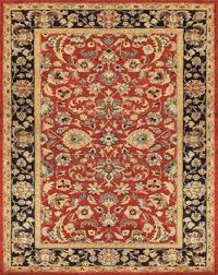 Feizy Rugs Feizy Rugs Ziba Collection Red U0026 Black Area Rug Shop Www