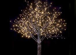 180cm gold twig tree pre lit 96 warm white led lights