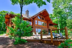2 7 million for a luxurious log cabin on a private huntsville