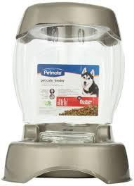 Petmate Feeder Pet Feeding Station Pet Food Dispenser Automatic
