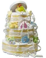 diaper cakes u2013 how to make diaper cakes for baby showers