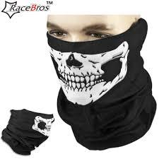 Halloween Skeleton Face by Winter Balaclava Beanies Halloween Skull Face Mask Outdoor Sports