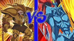 dioses egipcios vs exodia yu gi oh youtube