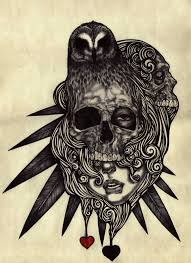 pin by alex vain on owl colection pinterest sugar skull owl