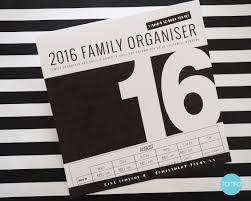 printable calendar queensland 2016 2016 family organiser calendar a free printable tomfo