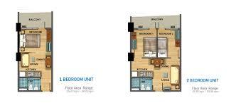 azure floor plan floor plan azure urban resort residences
