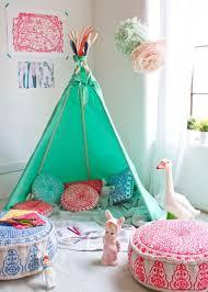 cabane enfant chambre chambre enfant le tipi la nouvelle cabane à adopter
