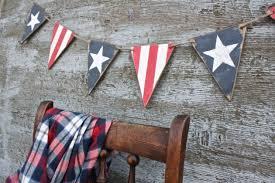 Memorial Day Decor Patriotic Handmade Independence Day Decor Ideas