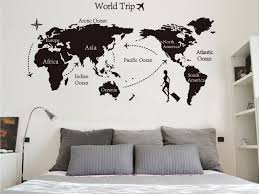 Diy World Map by Online Buy Wholesale Map Wall Art Diy From China Map Wall Art Diy