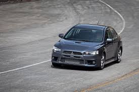 evolution mitsubishi 8 mitsubishi lancer evolution production to end motor trend wot