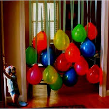 Simple Birthday Decoration Ideas At Home Best 25 Hanging Balloons Ideas On Pinterest Simple Birthday