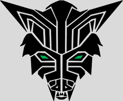 tribal wolf tattoo design by skullcapcomix on deviantart