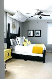 Gray And Yellow Bedroom Designs Gray White And Yellow Bedroom Grey And Yellow Master Bedroom