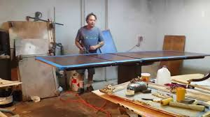 refinishing a kindel dining room table at timeless arts