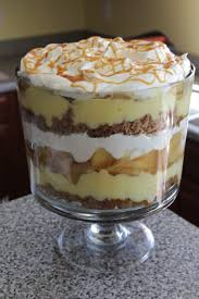 caramel apple trifle recipe frugal fanatic