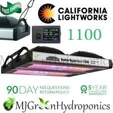 california led grow lights california light works solar system 1100 led grow light w free