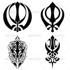 graphics for khanda tattoo graphics www graphicsbuzz com