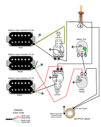 3 humbucker wiring diagram 3 wiring diagrams instruction