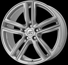 rc design rc27 rc27 in neuen dimensionen bei brock alloy wheels erhältlich